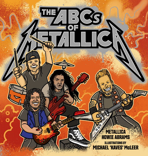 The ABCs of Metallica