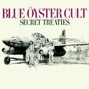 Blue Öyster Cult - Secret Treaties (1974)