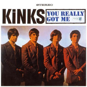 The Kinks - You Really Got Me Single (1964)