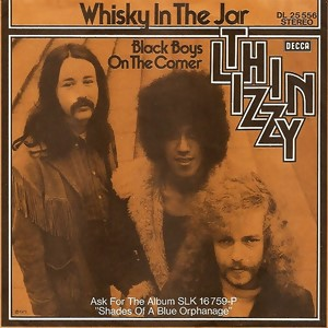 Irish Folk Song - Whiskey In The Jar Single (1972)