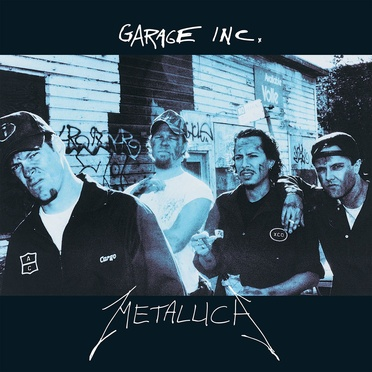 Metallica - GARAGE INC. (1998)
