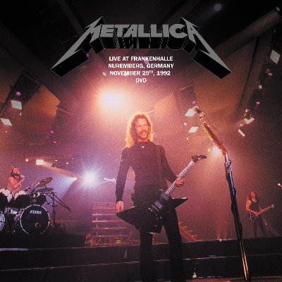 Song 1991 list moscow metallica Metallica And