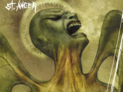 St. Anger (Single) Cover-Art