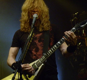 Dave Mustaine 2008