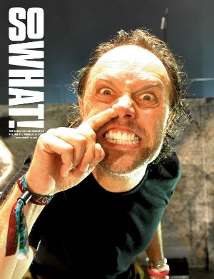 Metallica So What Magazin