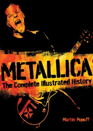 Metallica - Metallica-Master of Puppets: Die ultimative Bildbiografie