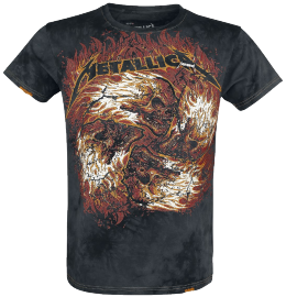Metallica EMP Signature Collection T-Shirt schwarz