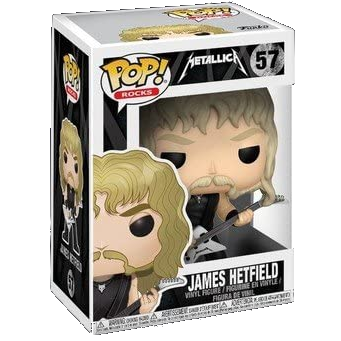 Metallica James Hetfield Rocks Vinyl Figure 57 Sammelfigur Standard