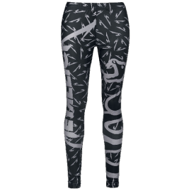 Metallica EMP Signature Collection Leggings grau/schwarz