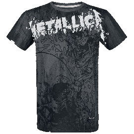 Metallica EMP Signature Collection T-Shirt grau