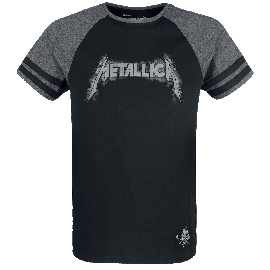 Metallica EMP Signature Collection T-Shirt schwarz/grau