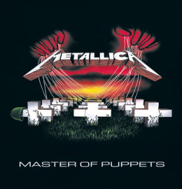 Metallica Master of puppets Poster Standard