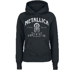 Metallica Whiskey In the Jar Girl-Kapuzenpulli schwarz