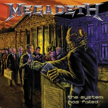 Megadeth - THE SYSTEM HAS FAILED (2004)