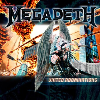 Megadeth - UNITED ABOMINATIONS (2007)